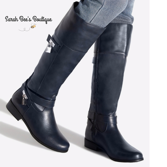 Wide Calf Joselyn Knee High Boots